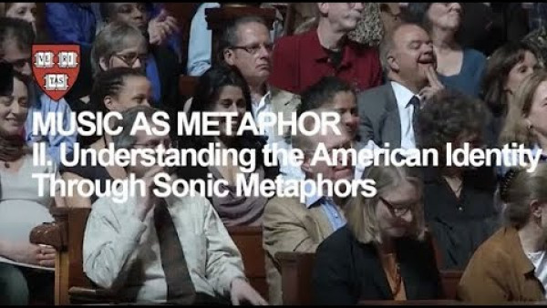 Understanding the American Identity Through Sonic Metaphors