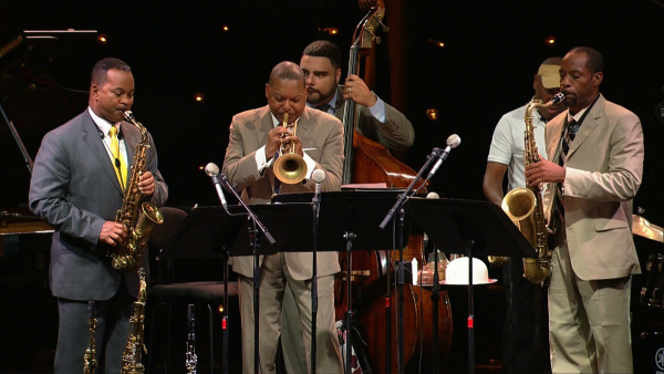 Jig's Jig - Wynton Marsalis Sextet at Jazz in Marciac 2015