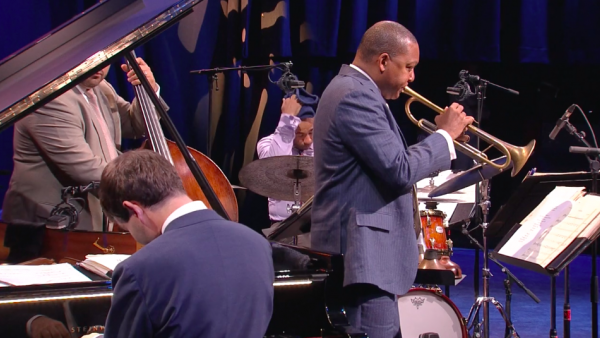 The Very Thought of You - Wynton Marsalis Quintet at Jazz in Marciac 2016