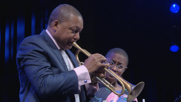 Just a Gigolo - Wynton Marsalis Quintet featuring Cécile McLorin Salvant at Jazz in Marciac 2017