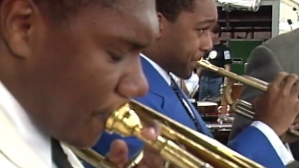 Black Codes - Wynton Marsalis Sextet at Newport Jazz Festival 1989