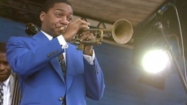 Chasin' The Bird - Wynton Marsalis Sextet at Newport Jazz Festival 1989
