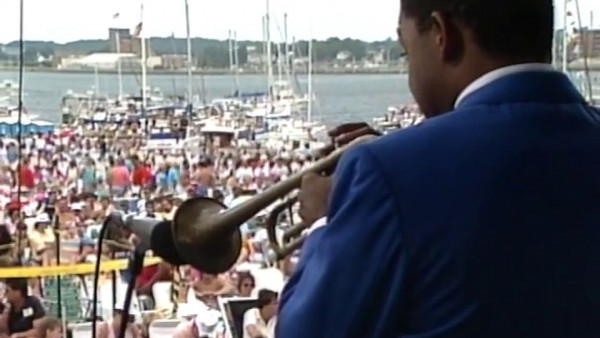 Embraceable You - Wynton Marsalis Sextet at Newport Jazz Festival 1989