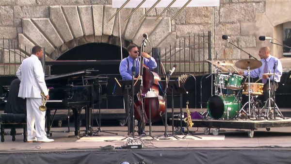 Free to Be - Wynton Marsalis Quintet at Newport Jazz Festival 2005