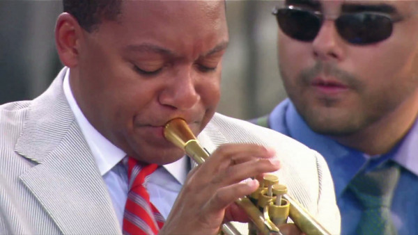 The Magic Hour - Wynton Marsalis Quintet at Newport Jazz Festival 2005