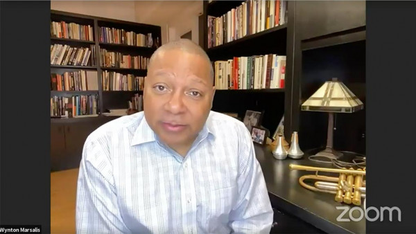 Skain's Domain: An Intimate Weekly Conversation with Wynton Marsalis - Episode 11