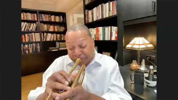 Skain's Domain: An Intimate Weekly Conversation with Wynton Marsalis - Episode 8