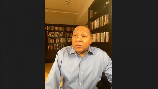Skain's Domain: An Intimate Weekly Conversation with Wynton Marsalis - Episode 5