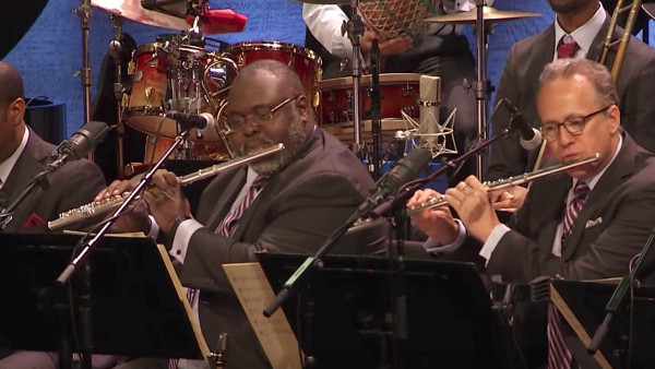 A Nightingale (from SPACES) - Jazz at Lincoln Center Orchestra with Wynton Marsalis