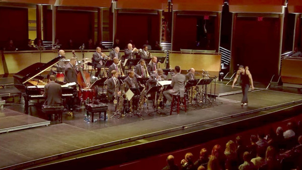 Bees Bees Bees (from SPACES) - Jazz at Lincoln Center Orchestra with Wynton Marsalis