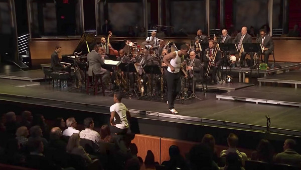 Ch-Ch-Chicken (from SPACES) - Jazz at Lincoln Center Orchestra with Wynton Marsalis