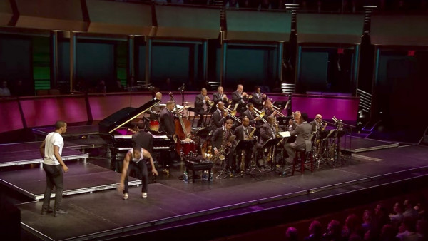 Leap Frogs (from SPACES) - Jazz at Lincoln Center Orchestra with Wynton Marsalis