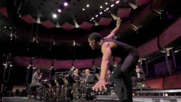 Like a Snake (from SPACES) - Jazz at Lincoln Center Orchestra with Wynton Marsalis