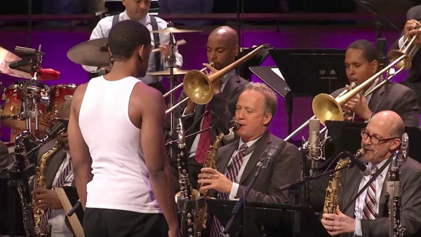 Monkey In A Tree (from SPACES) - Jazz at Lincoln Center Orchestra with Wynton Marsalis