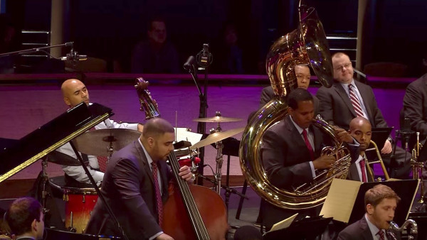 Pachyderm Shout (from SPACES) - Jazz at Lincoln Center Orchestra with Wynton Marsalis