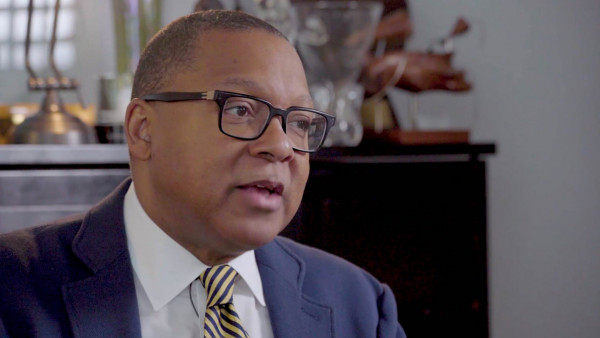 "Wynton Marsalis breaks down ""Swing Symphony"" (Part 5)"
