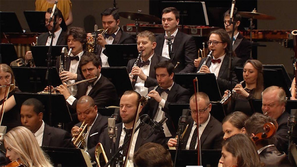 The Jungle: Mvt. I - JLCO with Wynton Marsalis & The National Symphony Orchestra of Romania