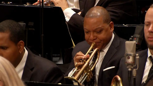 The Jungle: Mvt. II - JLCO with Wynton Marsalis & The National Symphony Orchestra of Romania