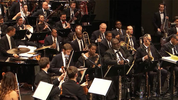 The Jungle: Mvt. III - JLCO with Wynton Marsalis & The National Symphony Orchestra of Romania