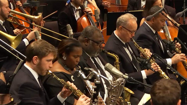 The Jungle: Mvt. VI - JLCO with Wynton Marsalis & The National Symphony Orchestra of Romania