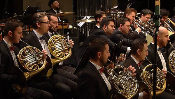 The Jungle: Mvt. IV - JLCO with Wynton Marsalis & The National Symphony Orchestra of Romania