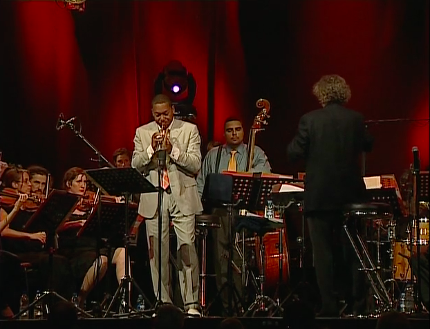 Wynton Marsalis Quintet with Toulouse Conservatory Orchestra