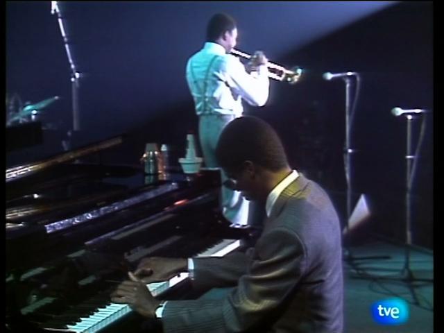 Giant Steps - Wynton Marsalis Quartet at Vitoria Jazz Festival 1987