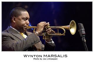 Wynton Marsalis in Marciac 2004