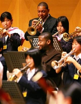 Wynton Marsalis in Japan