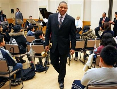 Wynton with Kids in Yokohama